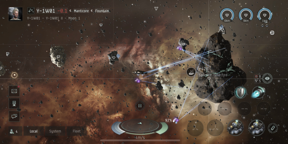 EVE: Echoes to enter Open Beta for iOS and Android this December