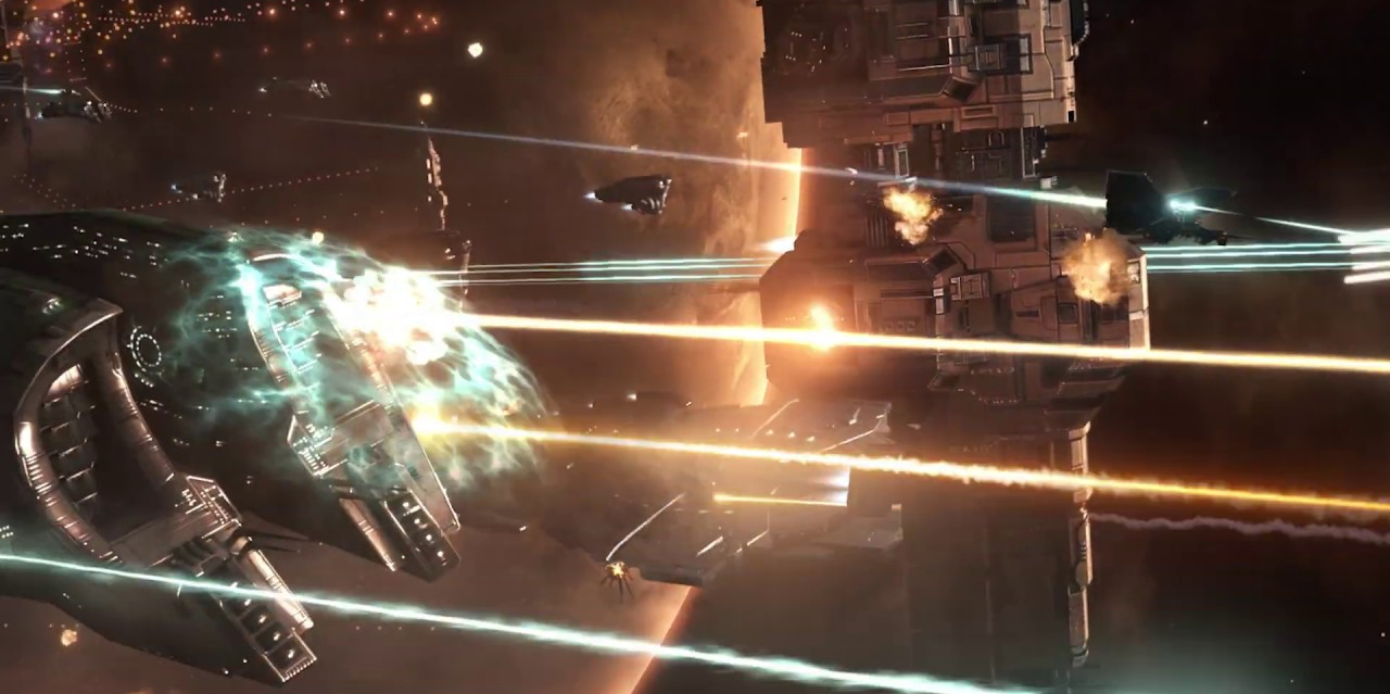 EVE Echoes, CCP and NetEase's ambitious sandbox MMORPG, blasts off on iOS and Android today