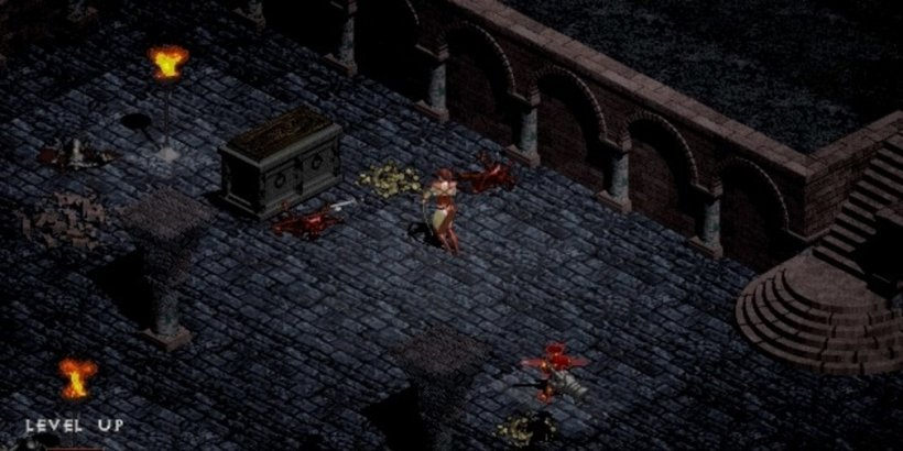 While you wait for Diablo Immortal, you can now play the original on your phone