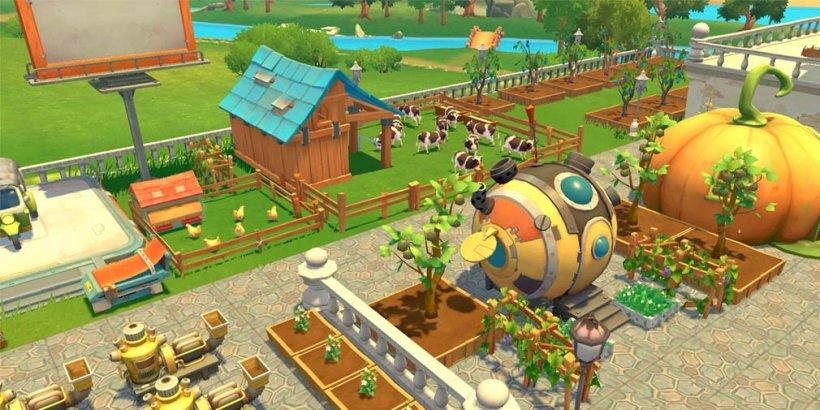 My Time at Portia is out now on iOS and Android, with a discounted price and mobile-exclusive in-game gifts