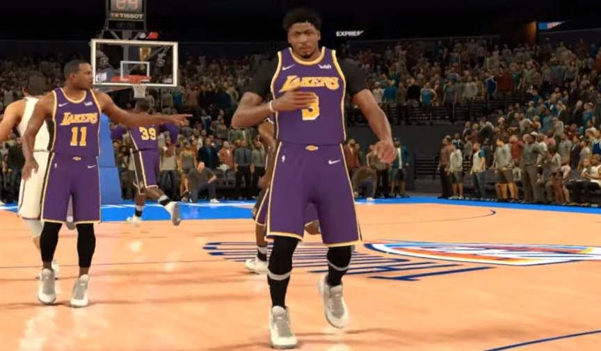 NBA 2K Mobile introduces two new packs featuring Hall of Famers and players who've had acting roles