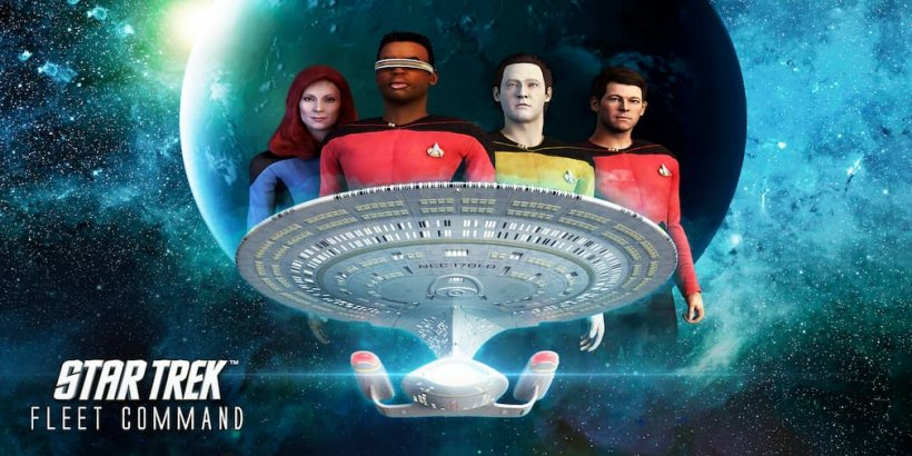 Star Trek: Fleet Command brings new content from popular TV series, Star Trek: The Next Generation