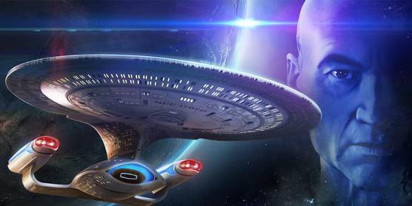 Star Trek Fleet Command celebrates Captain Picard Day by adding new missions, giveaways, and Picard himself to the MMO