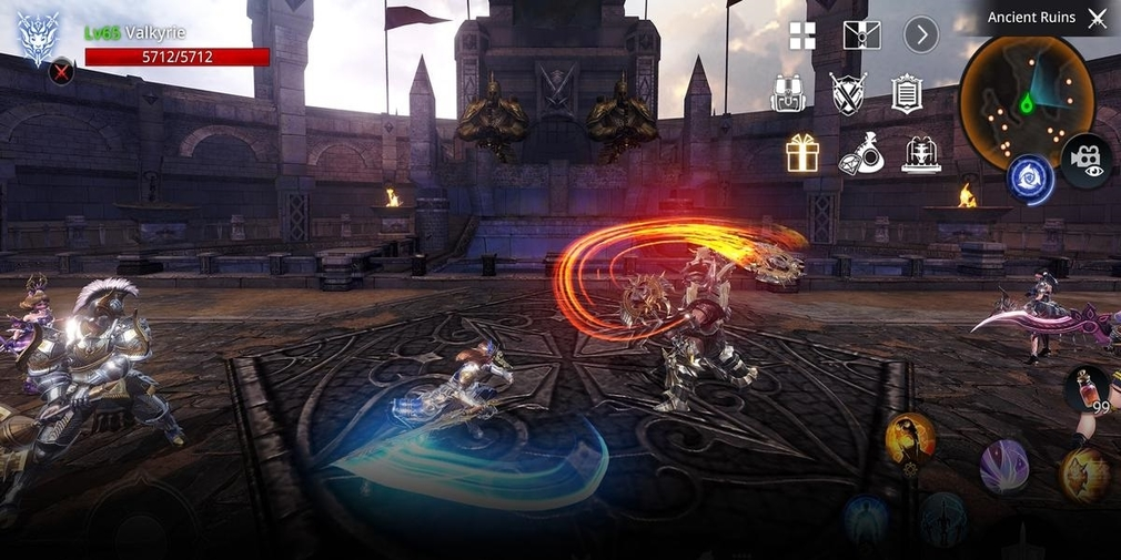 AxE: Alliance vs Empire introduces new Awakening System, raids, level cap increases and more
