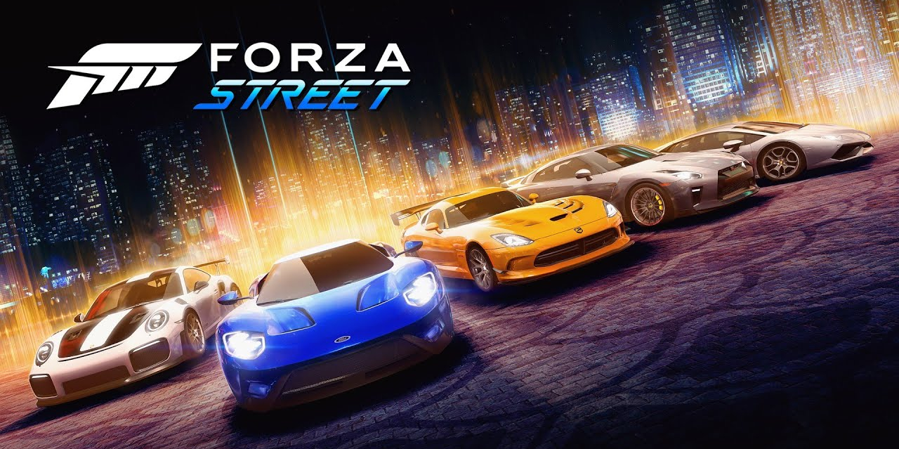 Forza Street, Microsoft's arcade racer, speeds onto iOS and Android today