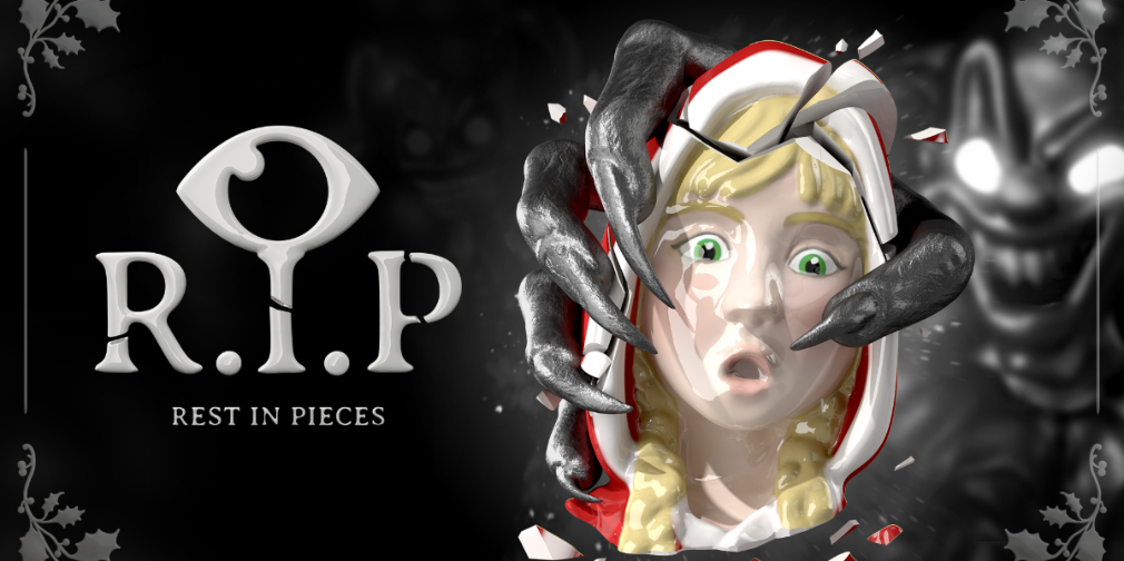 Horror-themed runner Rest in Pieces now lets you play as Mara, the mother of all nightmares