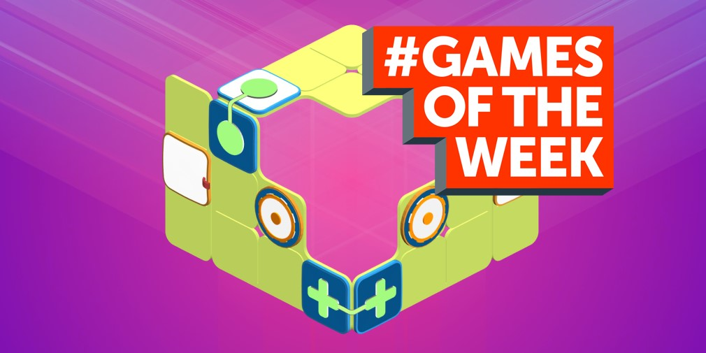 GAMES OF THE WEEK - The 5 best new games for iOS and Android - August 8th