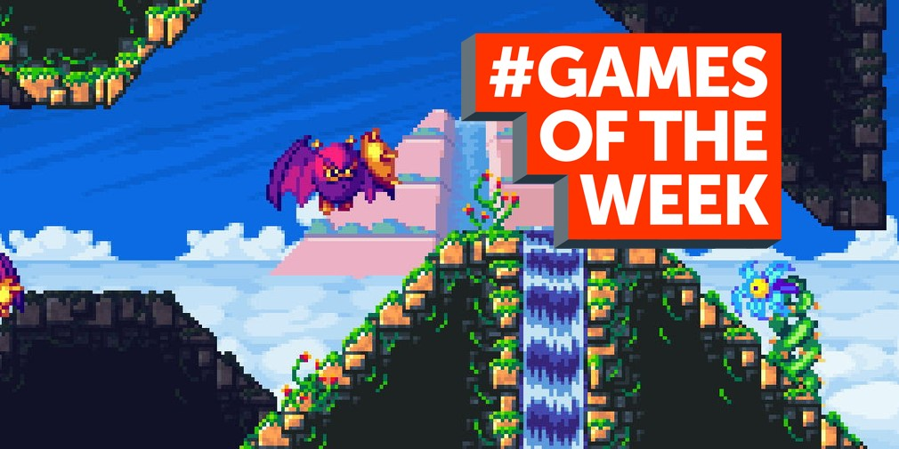 GAMES OF THE WEEK - The best 5 new games for iOS and Android - August 15th