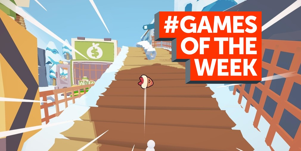 GAMES OF THE WEEK - The 5 best new games for iOS and Android - August 22nd