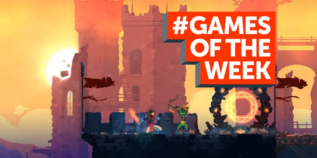 GAMES OF THE WEEK - The 5 best new games for iOS and Android - August 29th