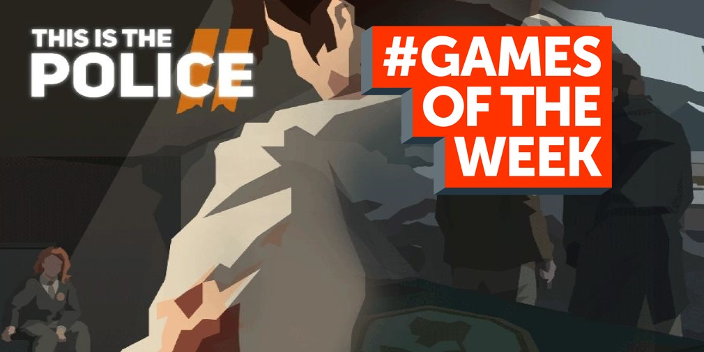 GAMES OF THE WEEK - The 5 best new games for iOS and Android - September 12th