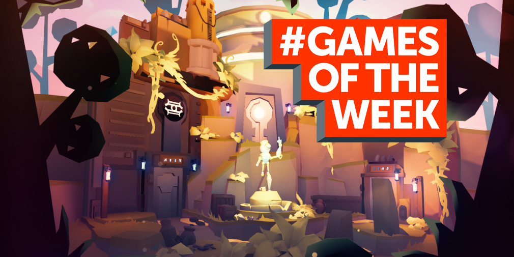 GAMES OF THE WEEK - The 5 best new games for iOS and Android - October 10th