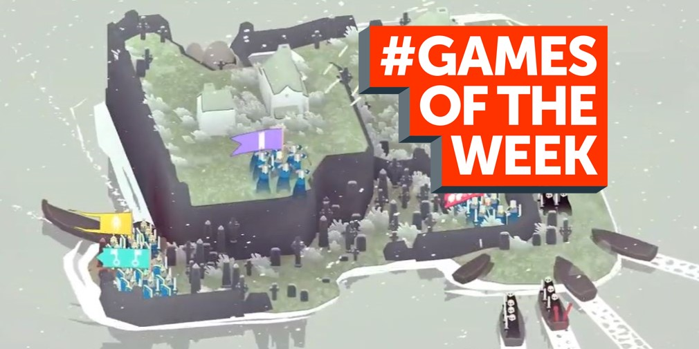 GAMES OF THE WEEK - The 5 best new games for iOS and Android - October 17th