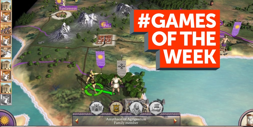 GAMES OF THE WEEK - The 5 best new games for iOS and Android - October 24th