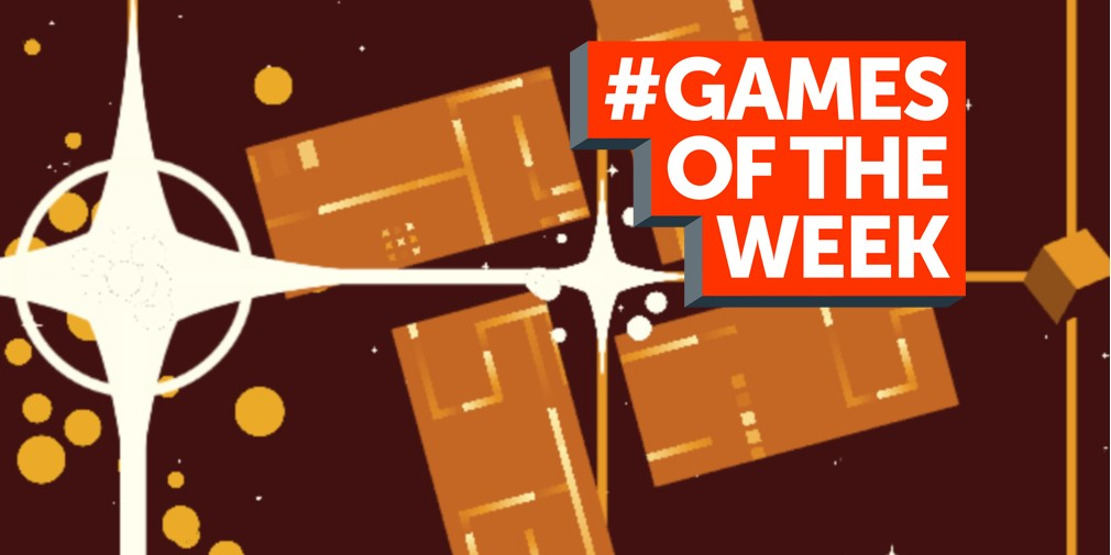 GAMES OF THE WEEK - The 5 best new games for iOS and Android - October 31st