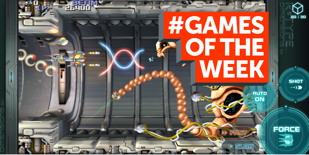 GAMES OF THE WEEK - The 5 best new games for iOS and Android - November 7th