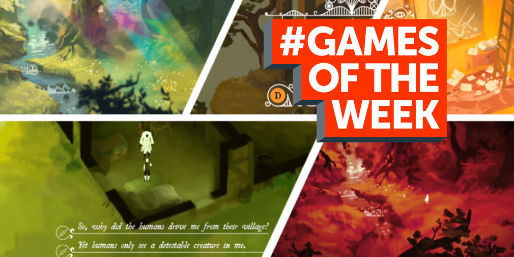 GAMES OF THE WEEK - The 5 best new games for iOS and Android - November 21st