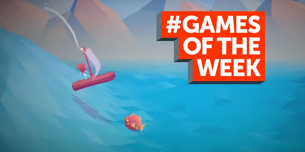 GAMES OF THE WEEK - The 5 best new games for iOS and Android - November 28th