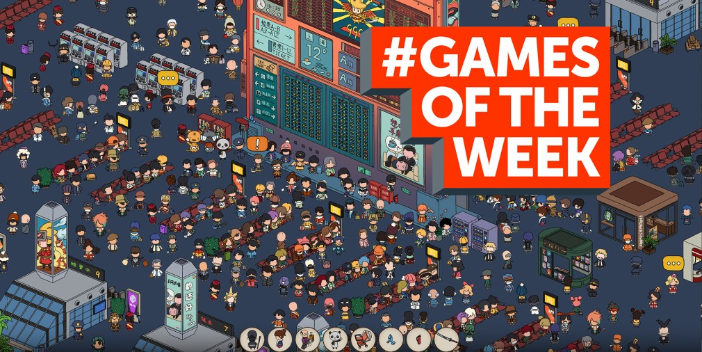 GAMES OF THE WEEK - The 5 best new games for iOS and Android - December 4th
