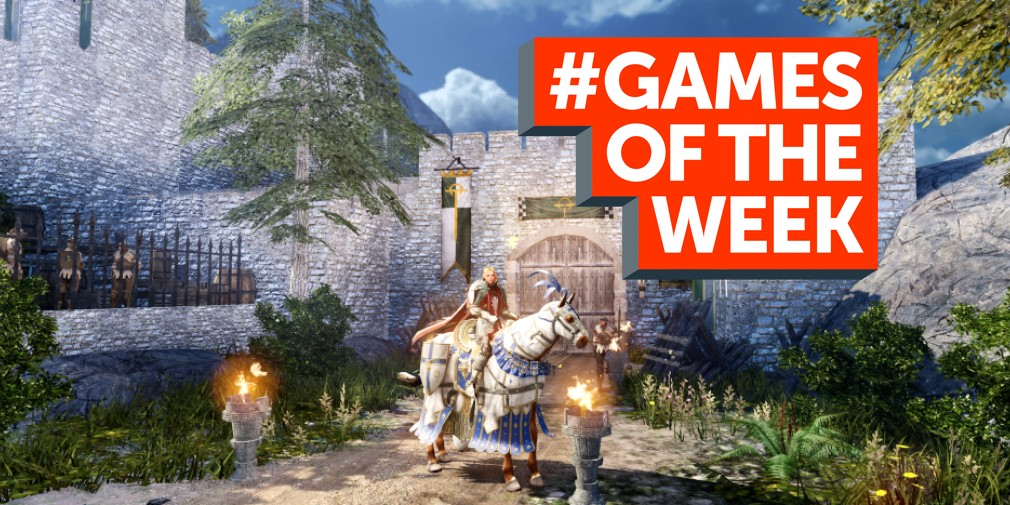 GAMES OF THE WEEK - The 5 best new games for iOS and Android - December 12th