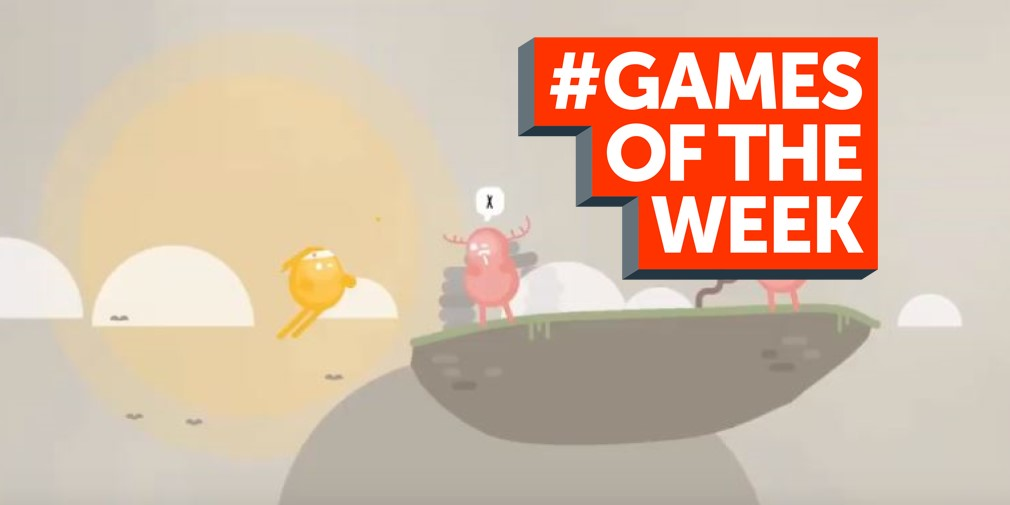 GAMES OF THE WEEK - The 5 best new games for iOS and Android - December 20th