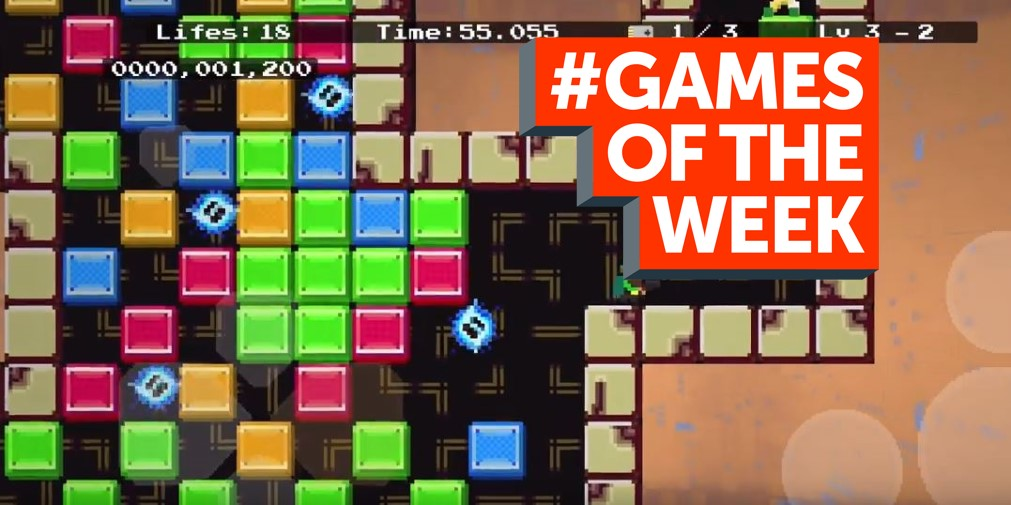 GAMES OF THE WEEK - The 5 best new games for iOS and Android - January 9th