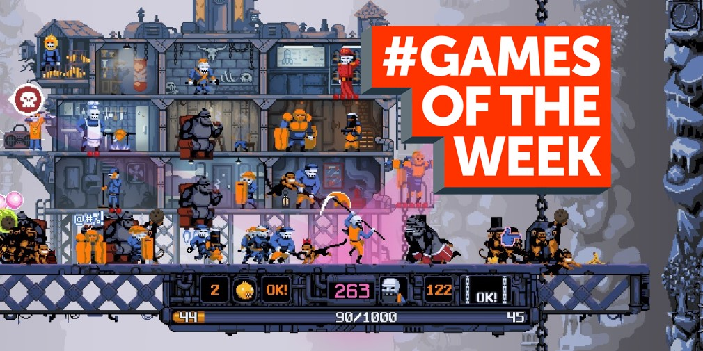 GAMES OF THE WEEK - The 5 best new games for iOS and Android - January 16th