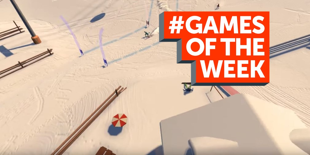 GAMES OF THE WEEK - The 5 best new games for iOS and Android - January 24th