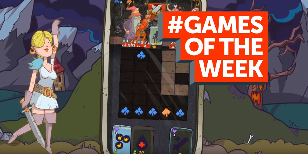 GAMES OF THE WEEK - The 5 best new games for iOS and Android - January 30th
