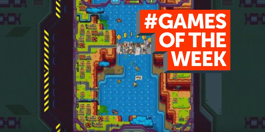 GAMES OF THE WEEK - The 5 best new games for iOS and Android - February 6th