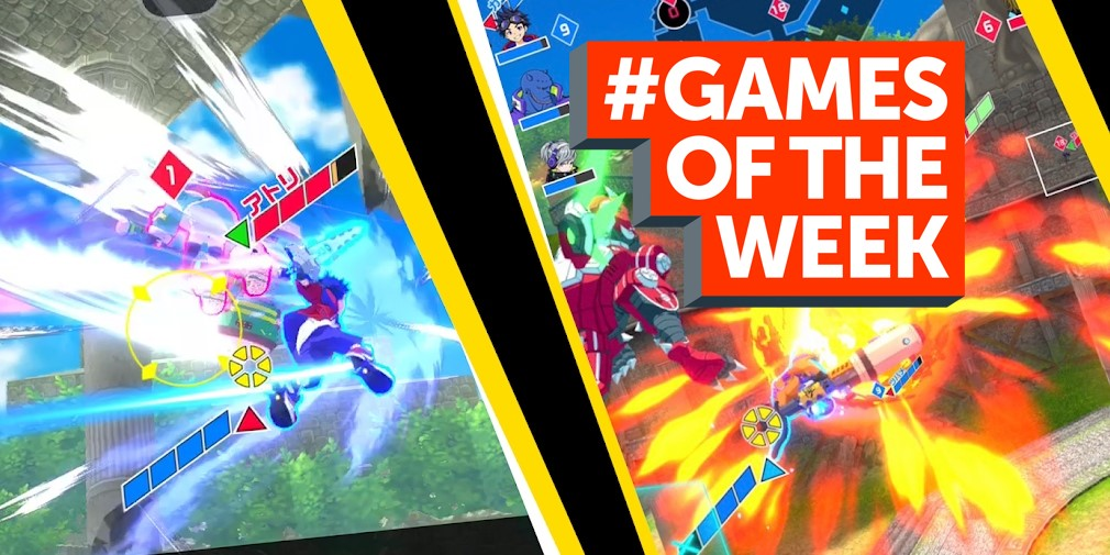 GAMES OF THE WEEK - The 5 best new games for iOS and Android - February 13th