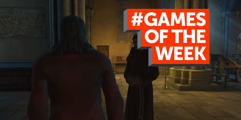GAMES OF THE WEEK - The 5 best new games for iOS and Android - February 20th