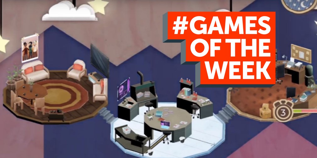 GAMES OF THE WEEK - The 5 best new games for iOS and Android - February 27th