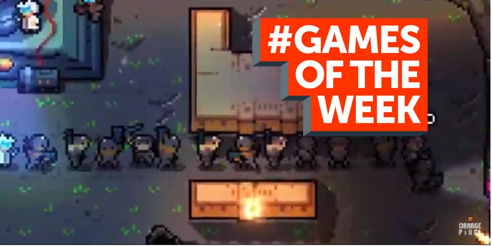 GAMES OF THE WEEK - The 5 best new games for iOS and Android - March 26th