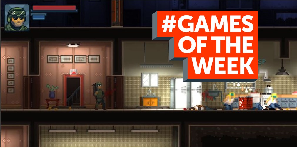 GAMES OF THE WEEK - The 5 best new games for iOS and Android - April 9th