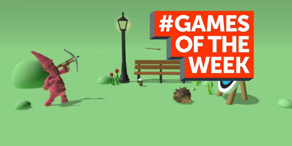 GAMES OF THE WEEK - The 5 best new mobile games for iOS and Android - April 23rd