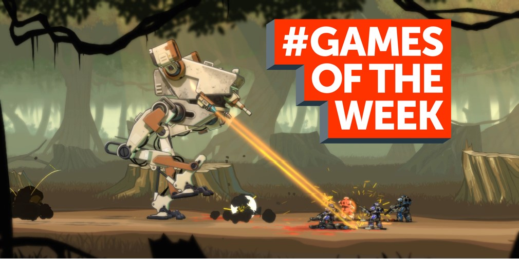 GAMES OF THE WEEK - The 5 best new mobile games for iOS and Android - May 14th