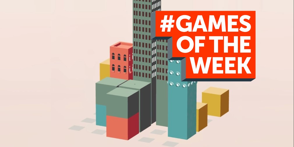 GAMES OF THE WEEK - The 5 best new mobile games for iOS and Android - May 21st