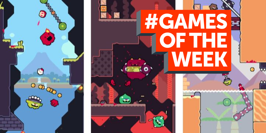 GAMES OF THE WEEK - The 5 best new mobile games for iOS and Android - May 28th