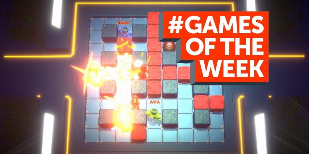 GAMES OF THE WEEK - The 5 best new mobile games for iOS and Android - June 4th 2020