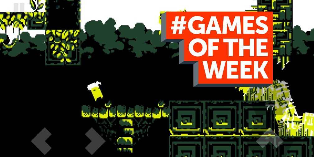 GAMES OF THE WEEK - The 5 best new mobile games for iOS and Android - June 11th 2020