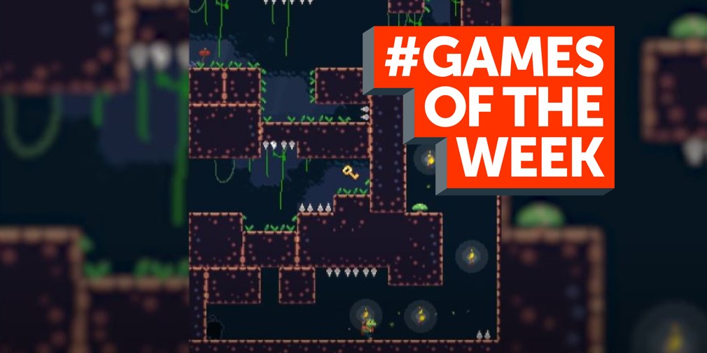 GAMES OF THE WEEK - The 5 best new mobile games for iOS and Android - June 18th 2020