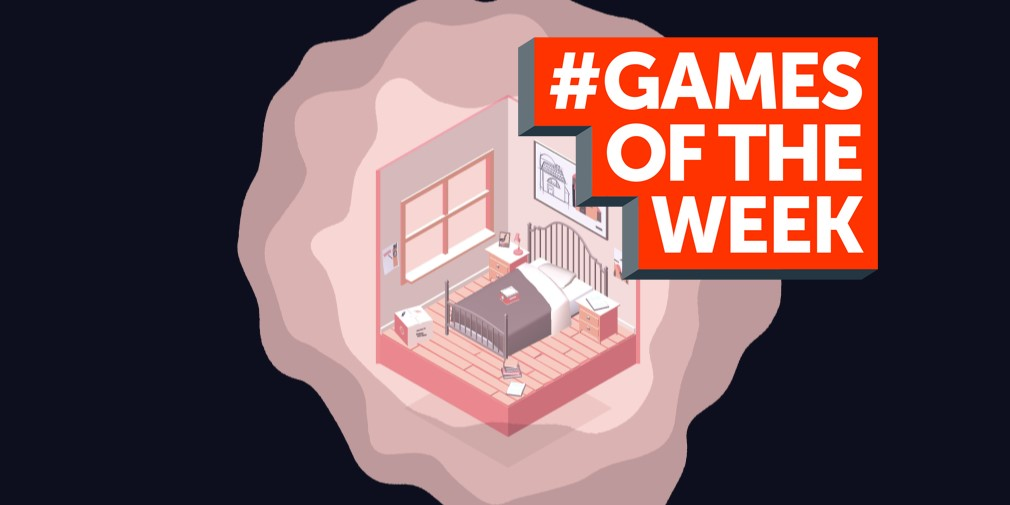 GAMES OF THE WEEK - The 5 best new mobile games for iOS and Android - June 25th 2020
