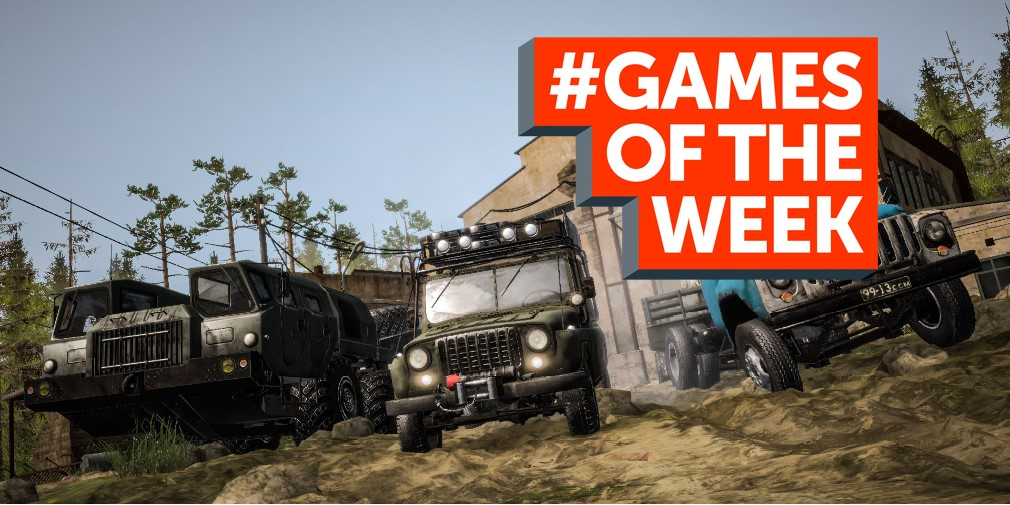 GAMES OF THE WEEK - The 5 best new mobile games for iOS and Android - July 17th 2020