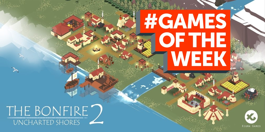 GAMES OF THE WEEK - The 5 best new mobile games for iOS and Android - August 20th 2020