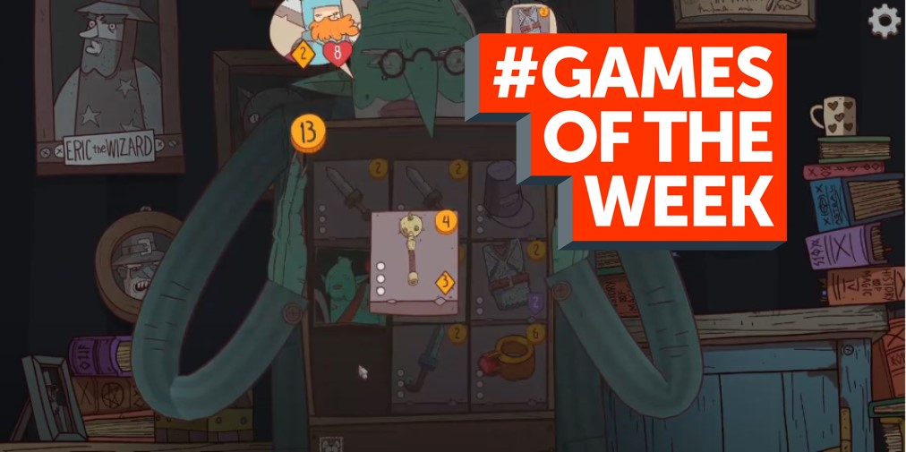 GAMES OF THE WEEK - The 5 best new mobile games for iOS and Android - August 28th 2020