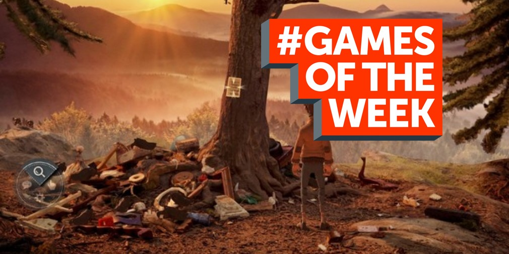 GAMES OF THE WEEK - The 5 best new mobile games for iOS and Android - September 3rd 2020
