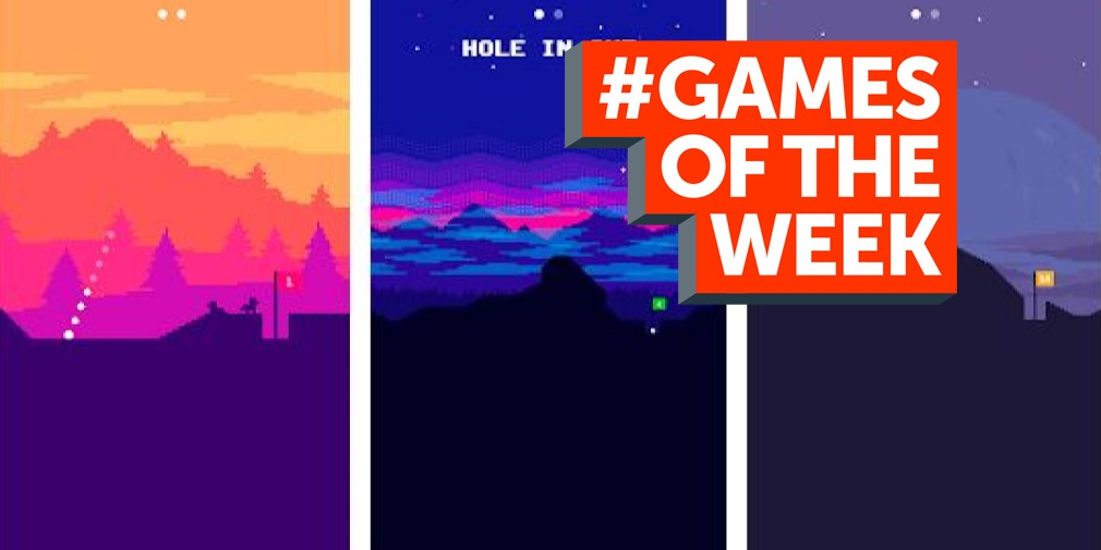 GAMES OF THE WEEK - The 5 best new mobile games for iOS and Android - September 10th 2020