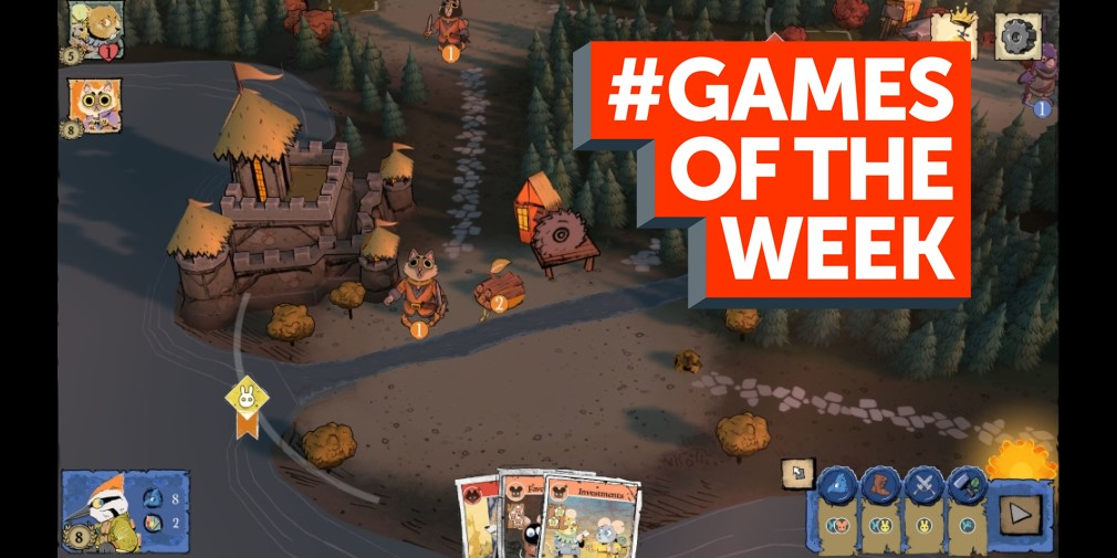 GAMES OF THE WEEK - The 5 best new mobile games for iOS and Android - September 24th 2020