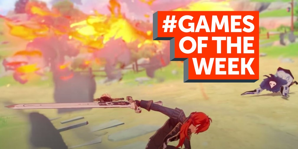 GAMES OF THE WEEK - The 5 best new mobile games for iOS and Android - October 1st 2020